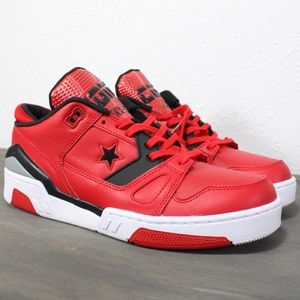 Converse ERX 260 OX Low Top Red/Black Sneaker 9.5